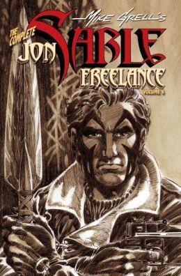 Complete Mike Grell's Jon Sable, Freelance, Volume 6