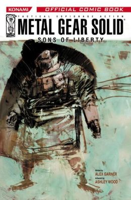 Metal Gear Solid: Sons of Liberty, Volume 1