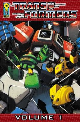 Transformers: Generation One, Volume 1