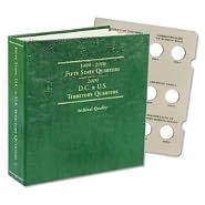 1999-2009 Statehood, D.C and U.S. Territories Quarter Album