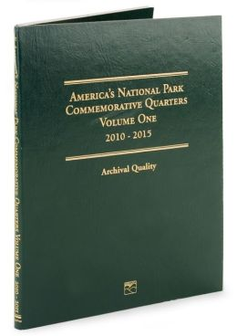 America's National Park Commemorative Quarters, Volume One 2010-2015