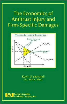 The Economics of Antitrust Injury and Firm-Specific Damages