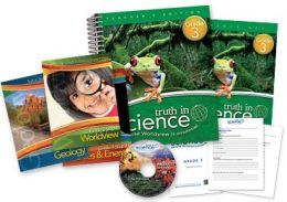 Truth in Science - Grade 3 Total Package: Teacher's Edition and Student Steps