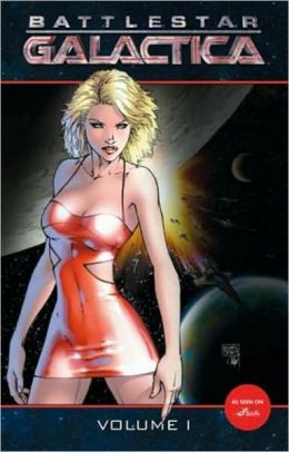 New Battlestar Galactica, Volume 1