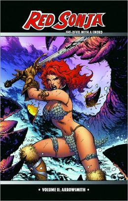 Red Sonja She Devil with a Sword, Volume 2: Arrowsmith