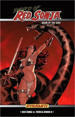 Sword of Red Sonja: Doom of the Gods