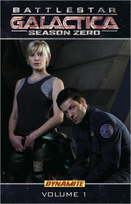 New Battlestar Galactica: Season Zero, Volume 1