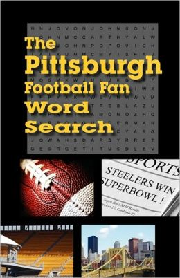 The Pittsburgh Football Fan Word Search