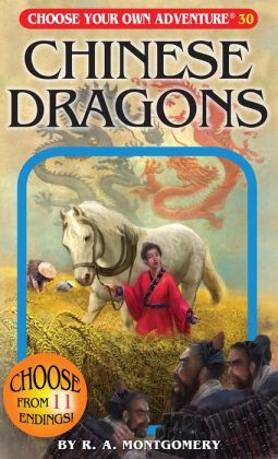 Chinese Dragons (Choose Your Own Adventure Series #30)