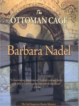 The Ottoman Cage (Inspector Ikmen Series #2)