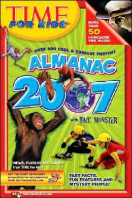Time for Kids Almanac 2007 with Fact Monster