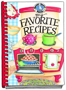 My Favorite Recipes: A Create Your Own Cookbook!