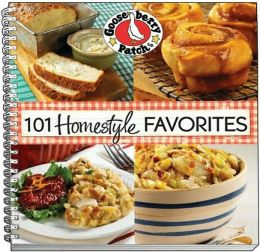 101 Homestyle Favorites Cookbook