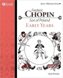 Frederic Chopin, Son Of Poland, Early Years