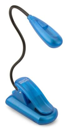 Mighty Bright XtraFlex2 LED Book Light, Blue