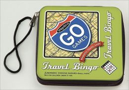 Go Games Travel Bingo with Magnet