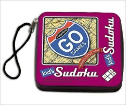 Go Games Kids Sudoku [With Magnet(s)]