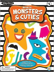 Monsters & Cuties #1