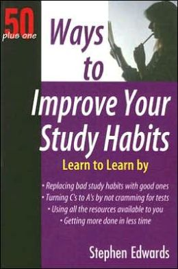Ways to Improve Your Study Habits