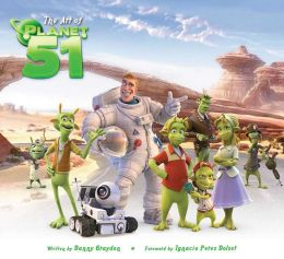 The Art of Planet 51