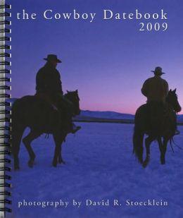 2009 Cowboy Datebook