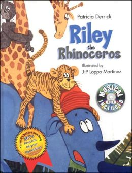 Riley the Rhinoceros