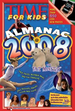 Time for Kids Almanac 2008