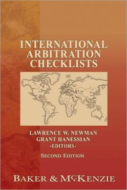 International Arbitration Checklists - Second Edition