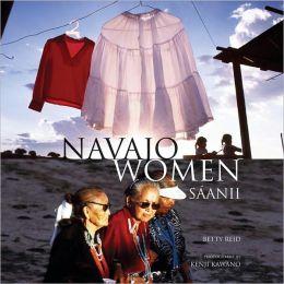 Navajo Women: Saanii