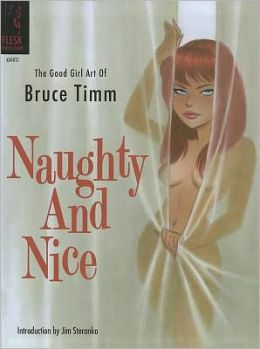 Naughty and Nice: The Good Girl Art of Bruce Timm