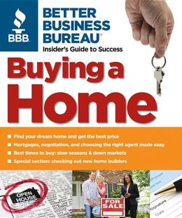 Better Business Bureau's Buying a Home