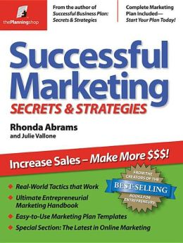 Successful Marketing: Secrets and Strategies