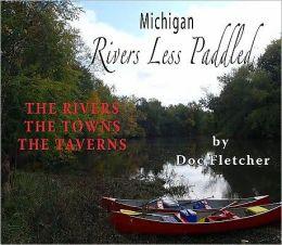 Michigan Rivers Less Paddled