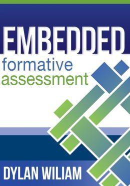 Embedded Formative Assessment