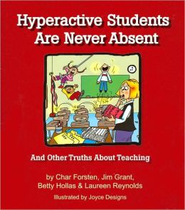 Hyperactive Students Are Never Absent