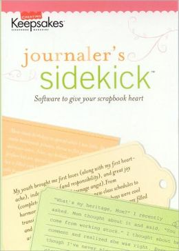 CD Journaler's Sidekick