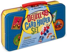 Deluxe Card Holder Set