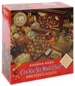 Walter Wick Can You See 1000 Piece Puzzle Assortment