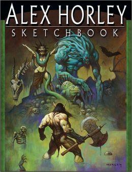 Alex Horley Sketchbook