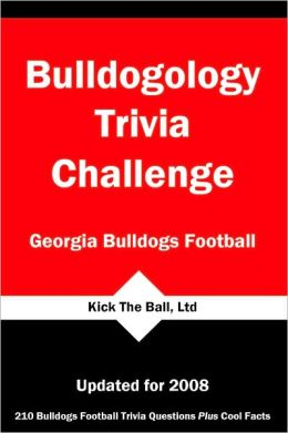 Bulldogology Trivia Challenge: Georgia Bulldogs Football