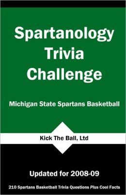 Spartanology Trivia Challenge: Michigan State Spartans Basketball