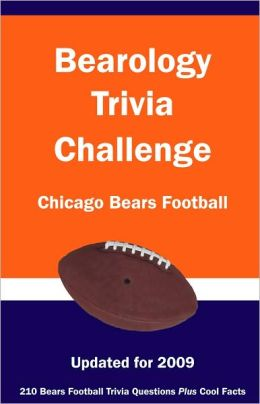 Bearology Trivia Challenge: Chicago Bears Football