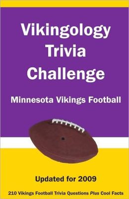 Vikingology Trivia Challenge: Minnesota Vikings Football