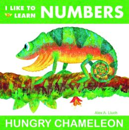 I Like to Learn Numbers: Hungry Chameleon