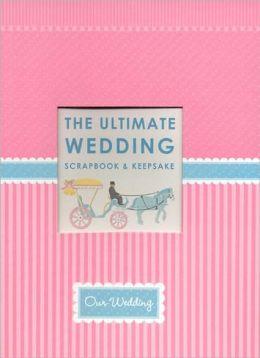 My Wedding Scrapbook & Keepsake