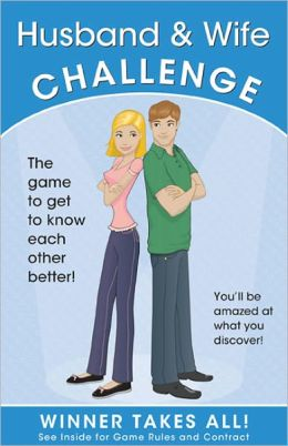 Husband & Wife Challenge: The Game to Get to Know Each Other Better!