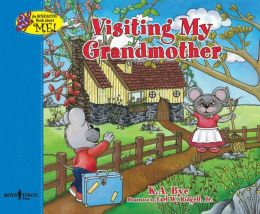 Visiting My Grandmother: Interactive Book about Me