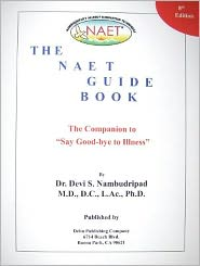 The NAET Guide Book: The Companion to