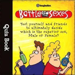 Battle of the Sexes Quiz Book