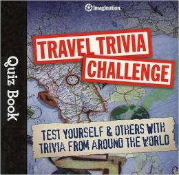 Travel Trivia Challenge: Quiz Book